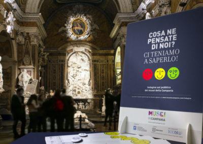 ?MuseinCampania (2012-2018) Azione di valorizzazione, qualificazione degli standard e messa in rete dei musei di ente locale e interesse regionale. - 2017 Indagine sul pubblico dei musei della Campania